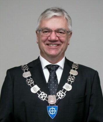 Ordfører Hallgeir Kjeldal