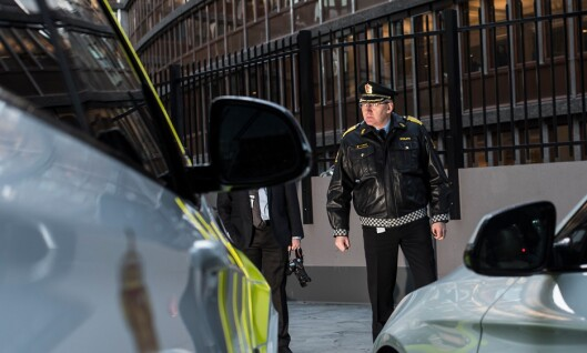 Odd Reidar Humlegård har blant annet landet nye bilavtaler for politiet. Det er utstyrsløft som koster.