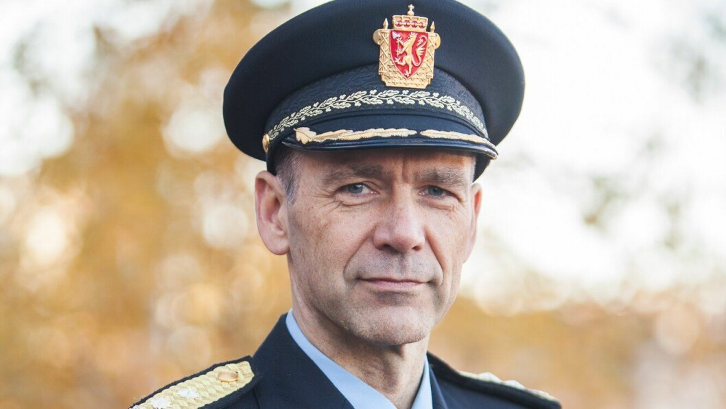 Morten Hojem Ervik