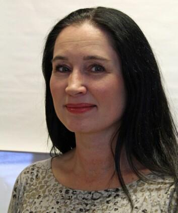 Heidi Vinsrud, seksjonssjef for forvaltningsseksjonen i Øst politidistrikt.