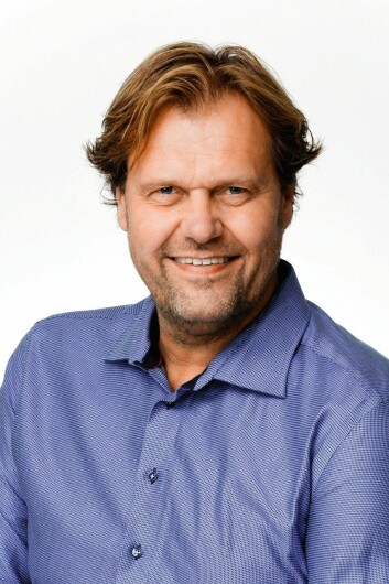 Lars Holmen, generalsekretær i Norsk narkotikapolitiforening