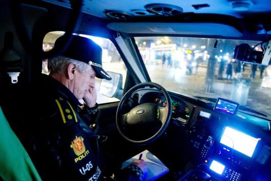 OPERATIVT: Thor Langli brenner for det operative, og tror alle nyutdannede politifolk gjør lurt i å få erfaring fra det operative først, selv om de senere velger en annen retning i politiet.