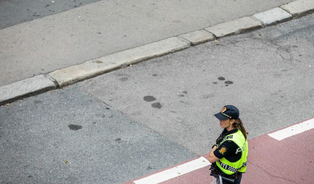 Politiet står aleine igjen med reform og effektiviseringskutt. Politikerne må være villige til å betale, skriver Heistad.