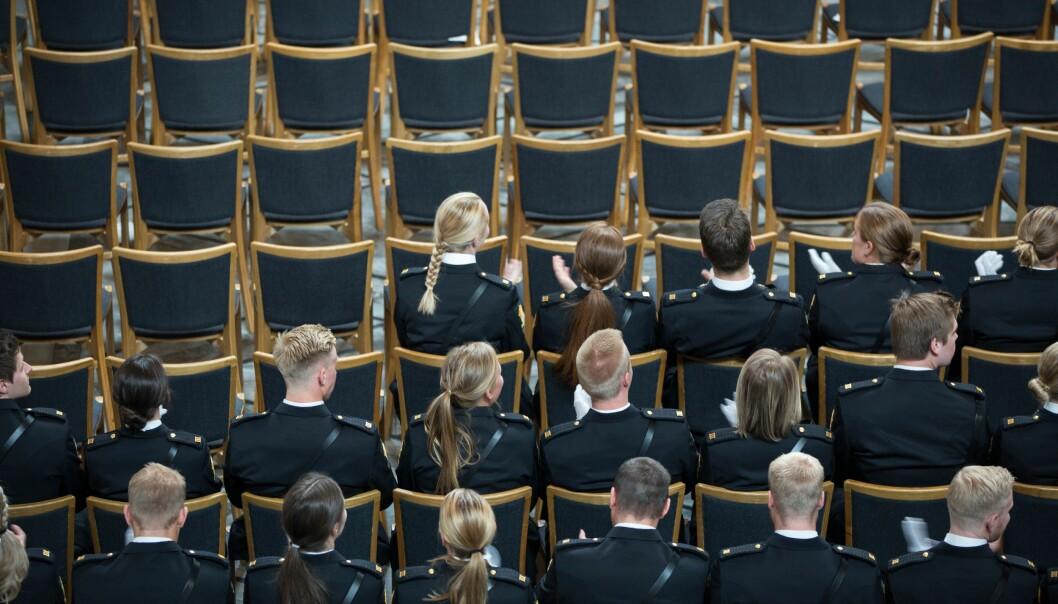 PHS-avslutning i Oslo rådhus juni 2018.