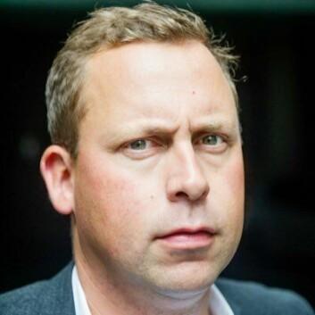 Sverre Bromander i Politijuristene