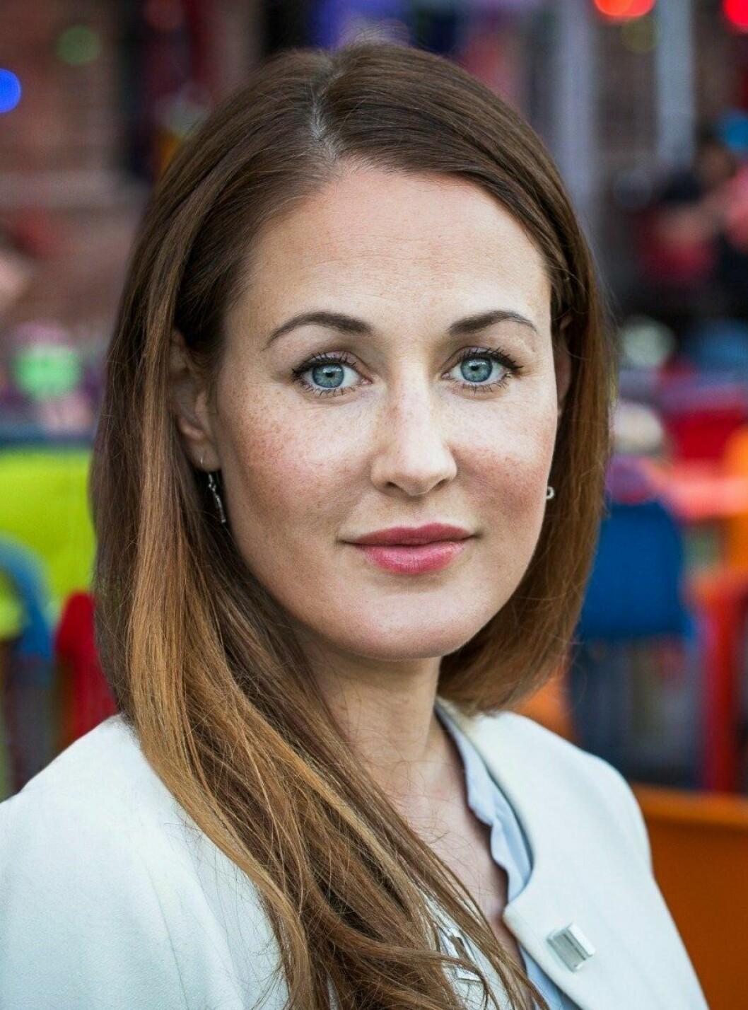 Ina Roll Spinnangr, leder i Foreningen tryggere ruspolitikk
