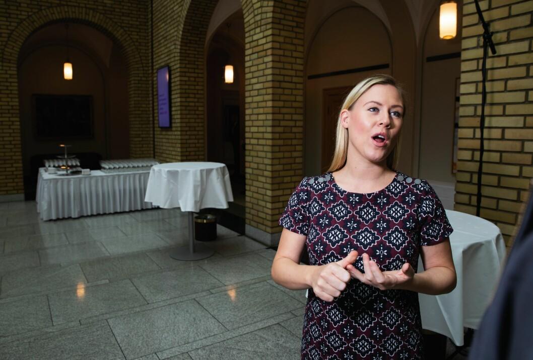 Lene Vågslid fra Arbeiderpartiet mener reformen går i motsatt retning av det partiet ønsket da de ble med på den.