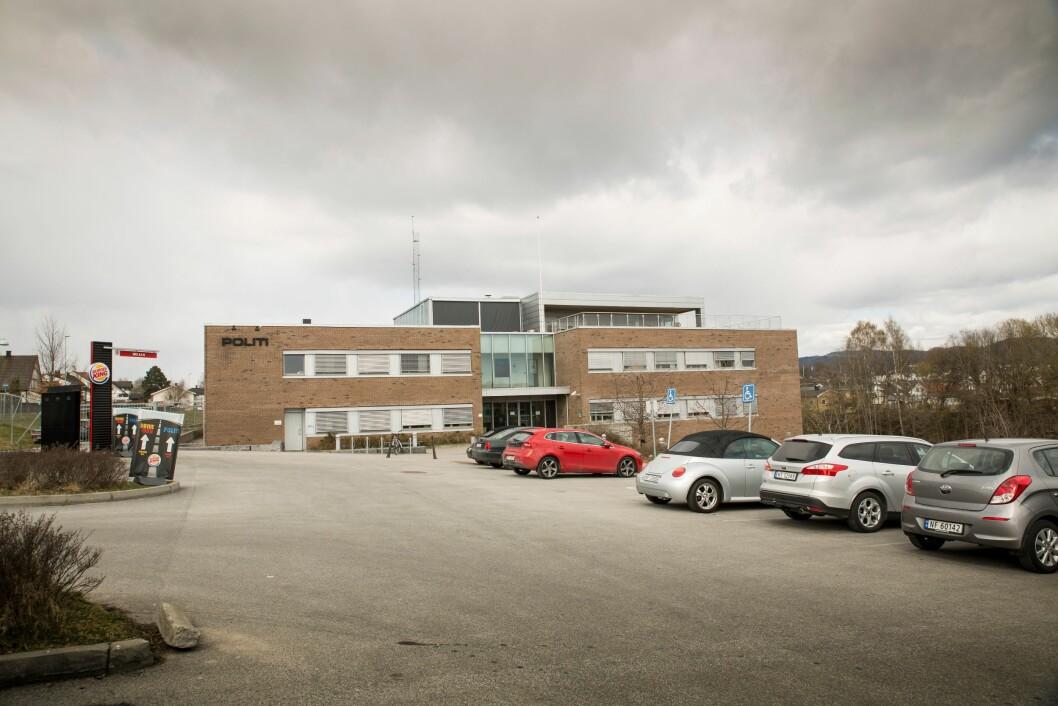 Grenland politistasjon i Skein