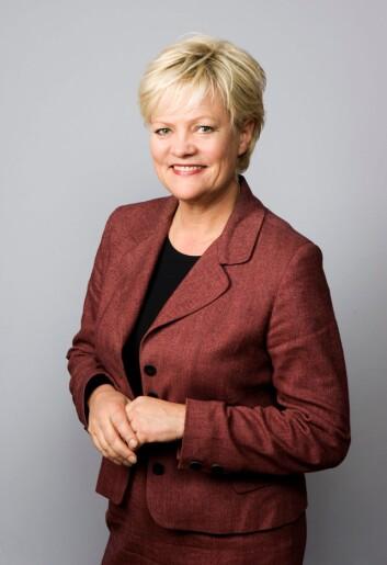 Kristin Halvorsen, leder for bioteknologirådet