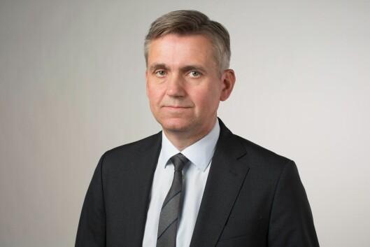 Espen Erdal, sjef for Seksjon for alvorlige uoppklarte saker.