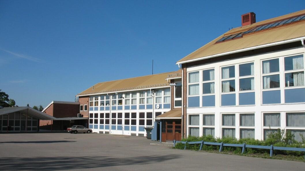 Lambertseter skole i Oslo.