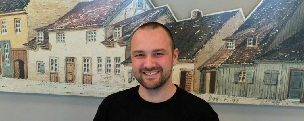 Styreleder i HivNorge Leif-Ove Hansen