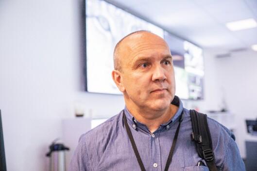 Hans-Kristian Ek, lokallagsleder i PF Øst.