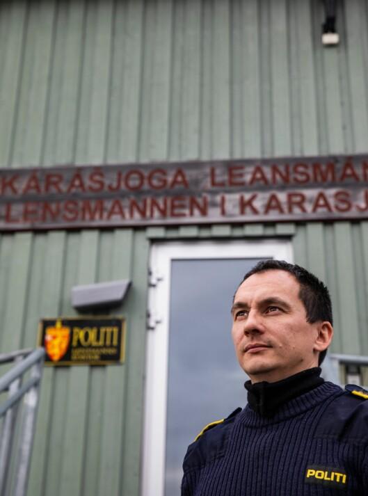 SKEPTISK: Tidligere lensmann Kjell Magne Grønnli
