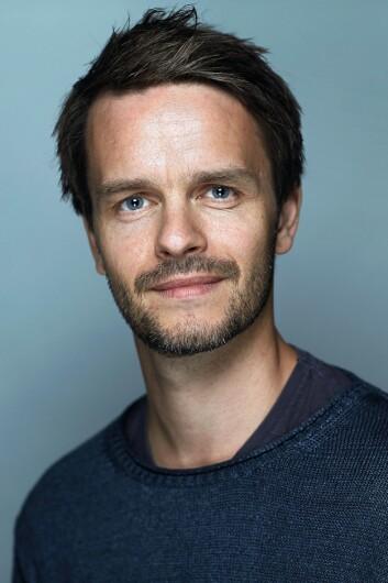 Erik Inderhaug, journalist og utgavesjef i Politiforum.