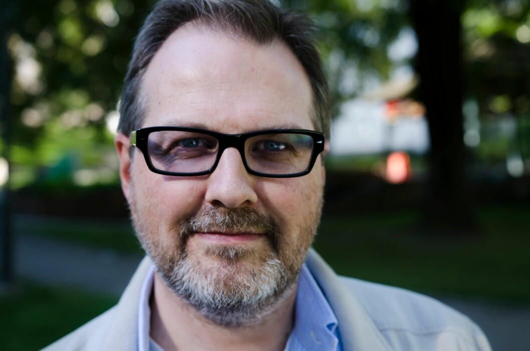 Professor Stig O. Johannessen ved Nord Universitet.
