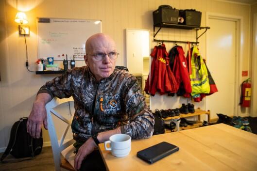 Dag Nedrejord ble kåret til årets ambulansearbeider tidligere i år. Han synes fravær av politi er å gamble med sikkerheten.