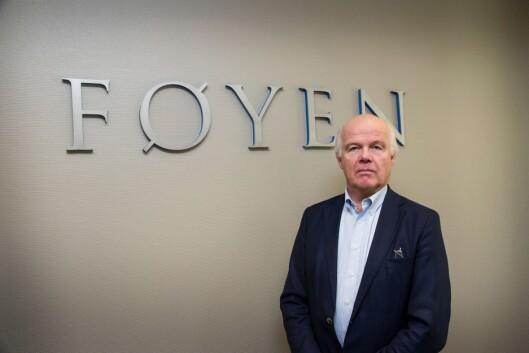 Advokat Jens-Ove Hagen.