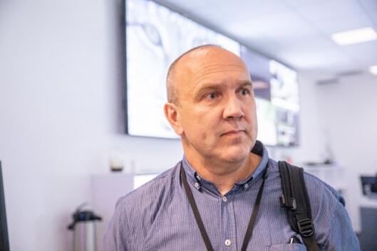 Lokallagsleder i PF Øst, Hans-Kristian Ek.