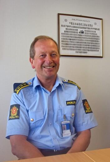 Avdelingsleder for bachelorutdanningen i Oslo, Geir Valaker.
