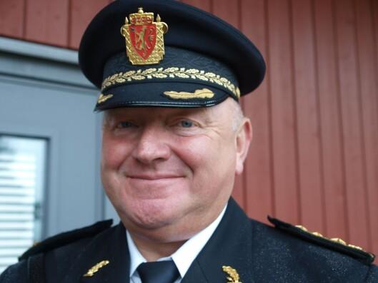 Politiinspektør ved Oslo Politidistrikt, Johan Fredriksen.