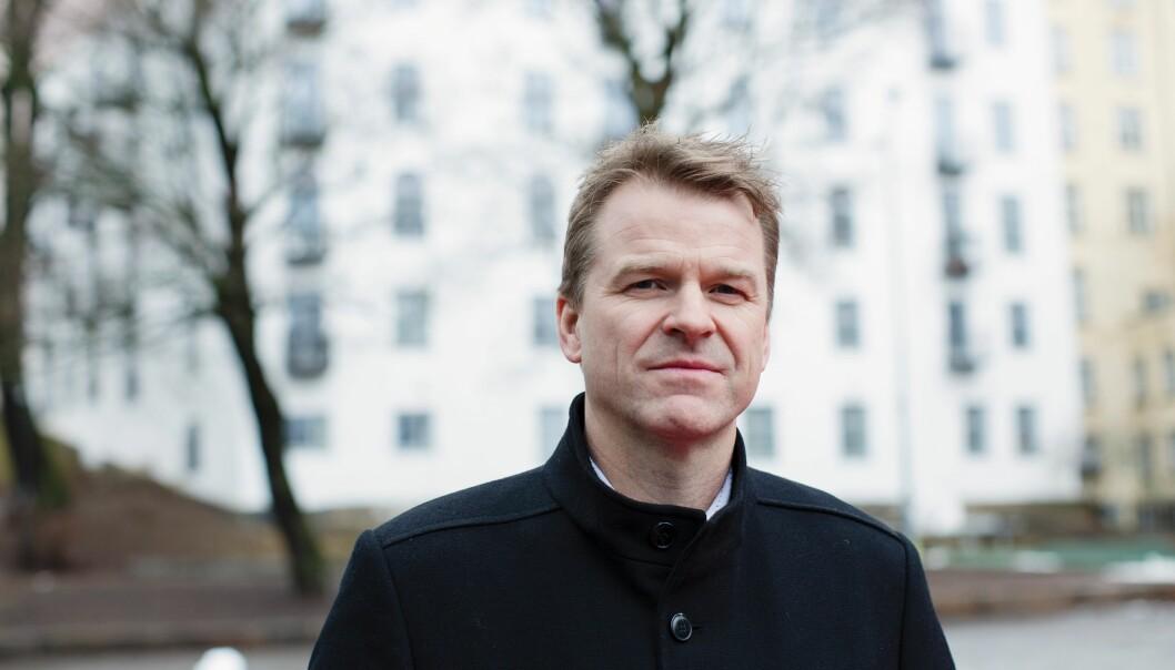 Sigve Bolstad, leder av Politiets Fellesforbund, mener ledere i politi-Norge må være tydelige på at grep som turnusendringen i Oslo er resultatet av for dårlig økonomi i politidistriktene.
