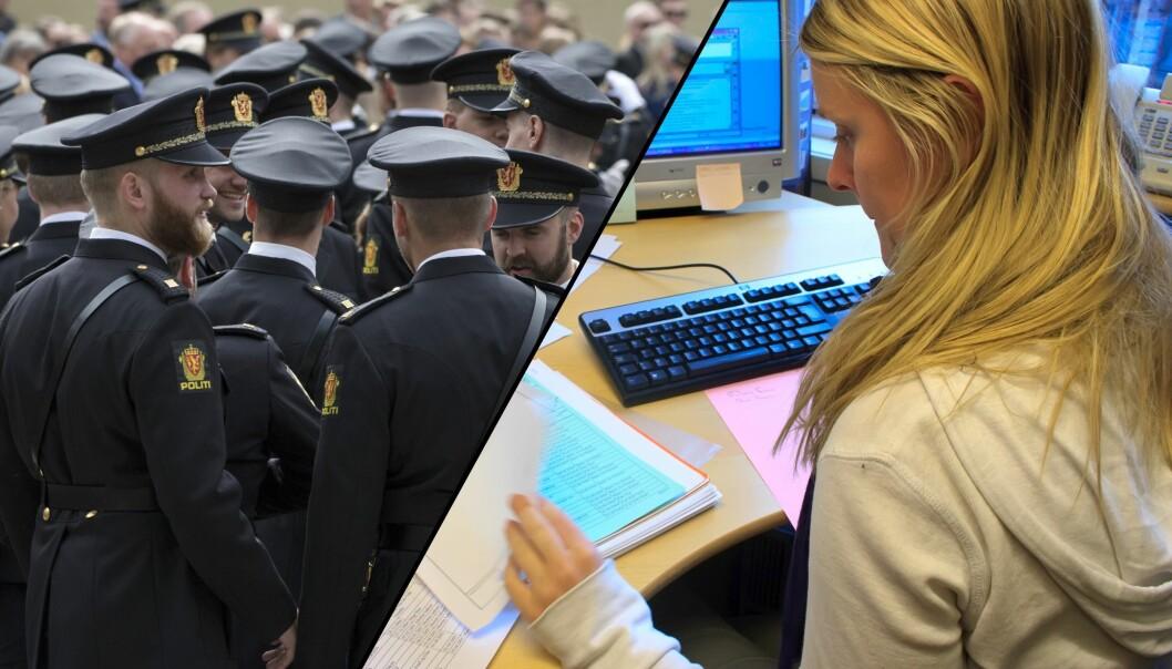 Både uniformerte og sivile politiansatte er medmennesker og samarbeidspartnere, og alle ansatte i politiet. Derfor  trengs ingen annen merkelapp enn min eller din «kollega», skriver innleggsforfatteren,