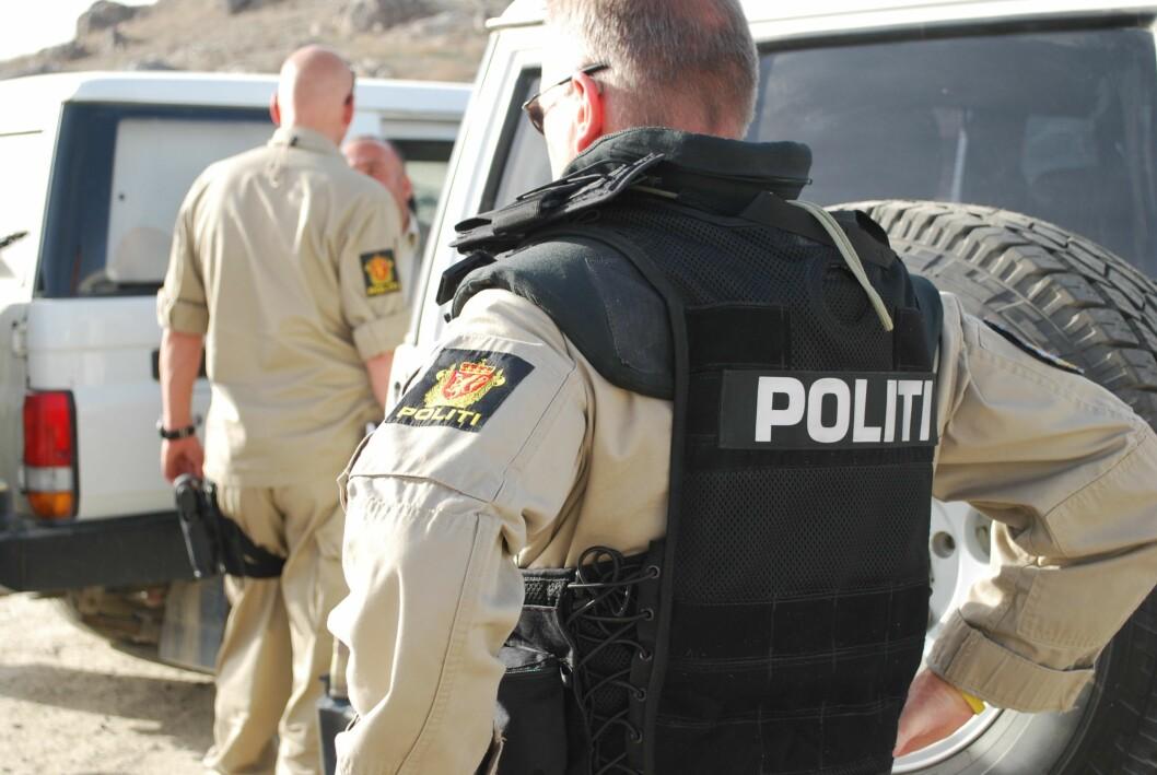 FORSKJELLER: Politiets veteraner fra internasjonale operasjonermå få bedre oppfølging, mener Politiets Fellesforbund.