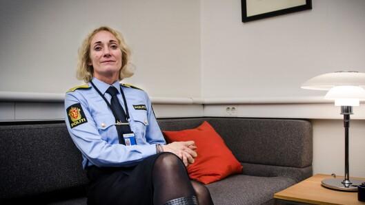 RIKTIG: Nina Skarpenes, rektor ved Politihøgskolen, mener en sammenslåing er riktig vei å gå.