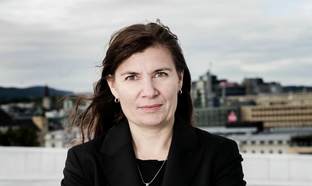 ANGIR FEIL POSISJON: Ellen Katrine Hætta, politimester i Finnmark, frykter at de ikke skal finne fram til folk som trenger hjelp fordi GPS-signaler forstyrres.