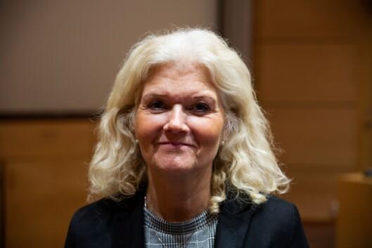FORSKER: Cathrine Filstad mener det har vært for stor grad av sentralstyring i prosessen med politireformen.