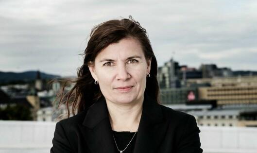 GPS: Ellen Katrine Hætta, politimester i Finnmark, frykter at de ikke skal finne fram til folk som trenger hjelp fordi GPS-signaler forstyrres.