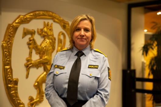 Kristin Kvigne, leder for Politifagavdelingen i POD, skal gå Sjefskurset ved Forsvarets Høgskole.