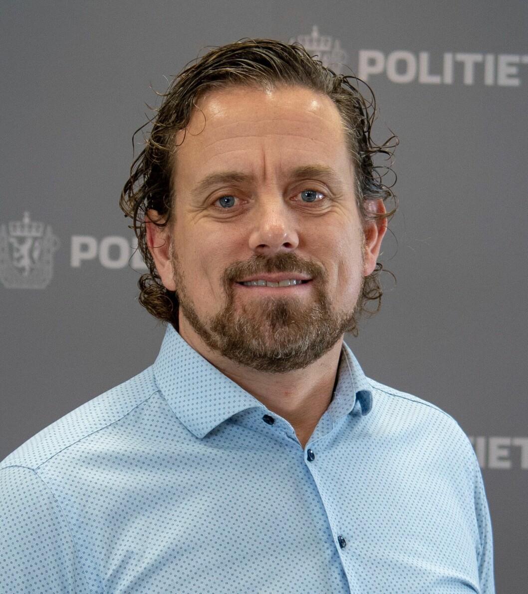 Bjørn Druglimo, hovedverneombud i Sør-Øst politidistrikt.