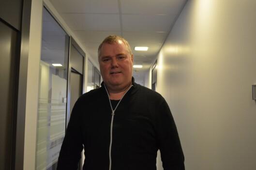 Kriminalitetsforebyggende koordinator i Oslo politidistrikt, Bjørn Øvrum