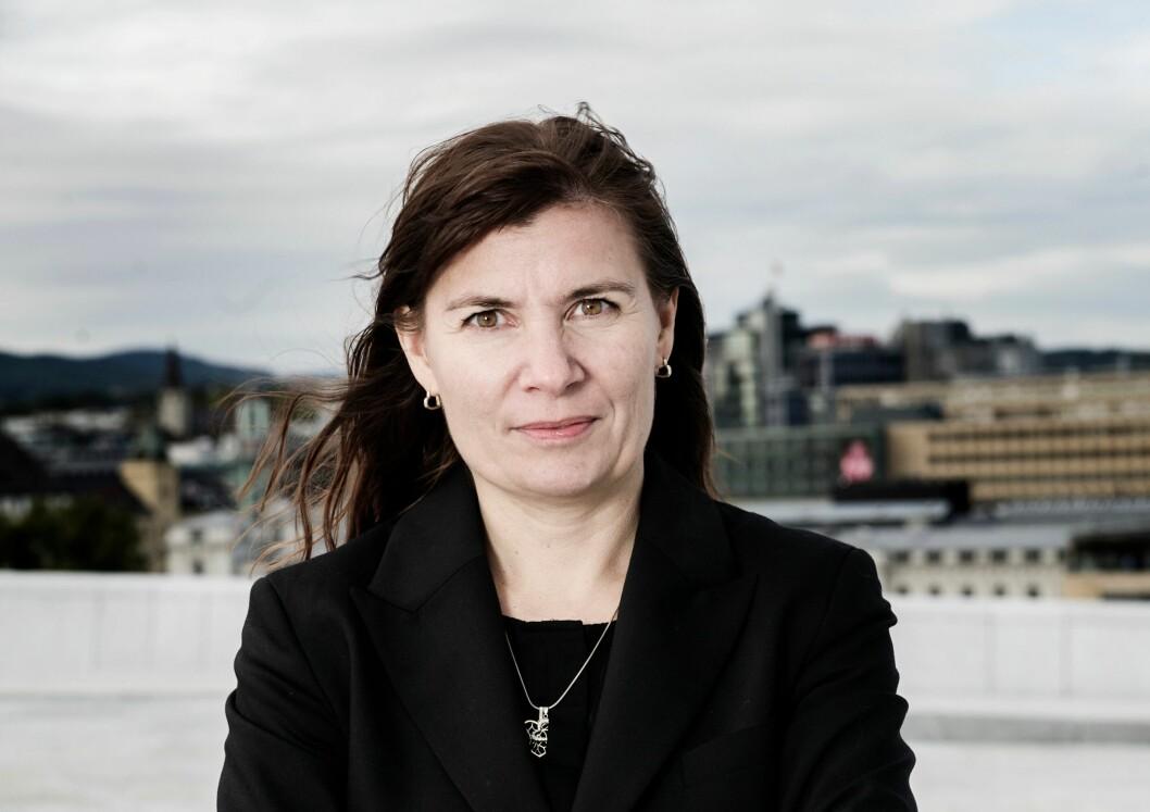 Politimester Ellen Katrine Hætta i Finnmark politidistrikt.