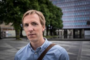 Helge Renå, forsker ved Universitetet i Bergen.