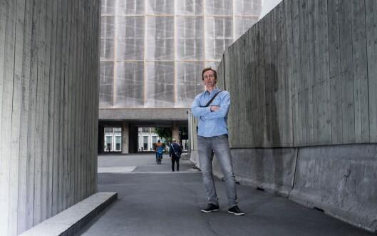 DOKTORGRADSAVHANDLING: Forsker Helge Renå har skrevet doktorgradsavhandlingen «Police Coordination in Crises».