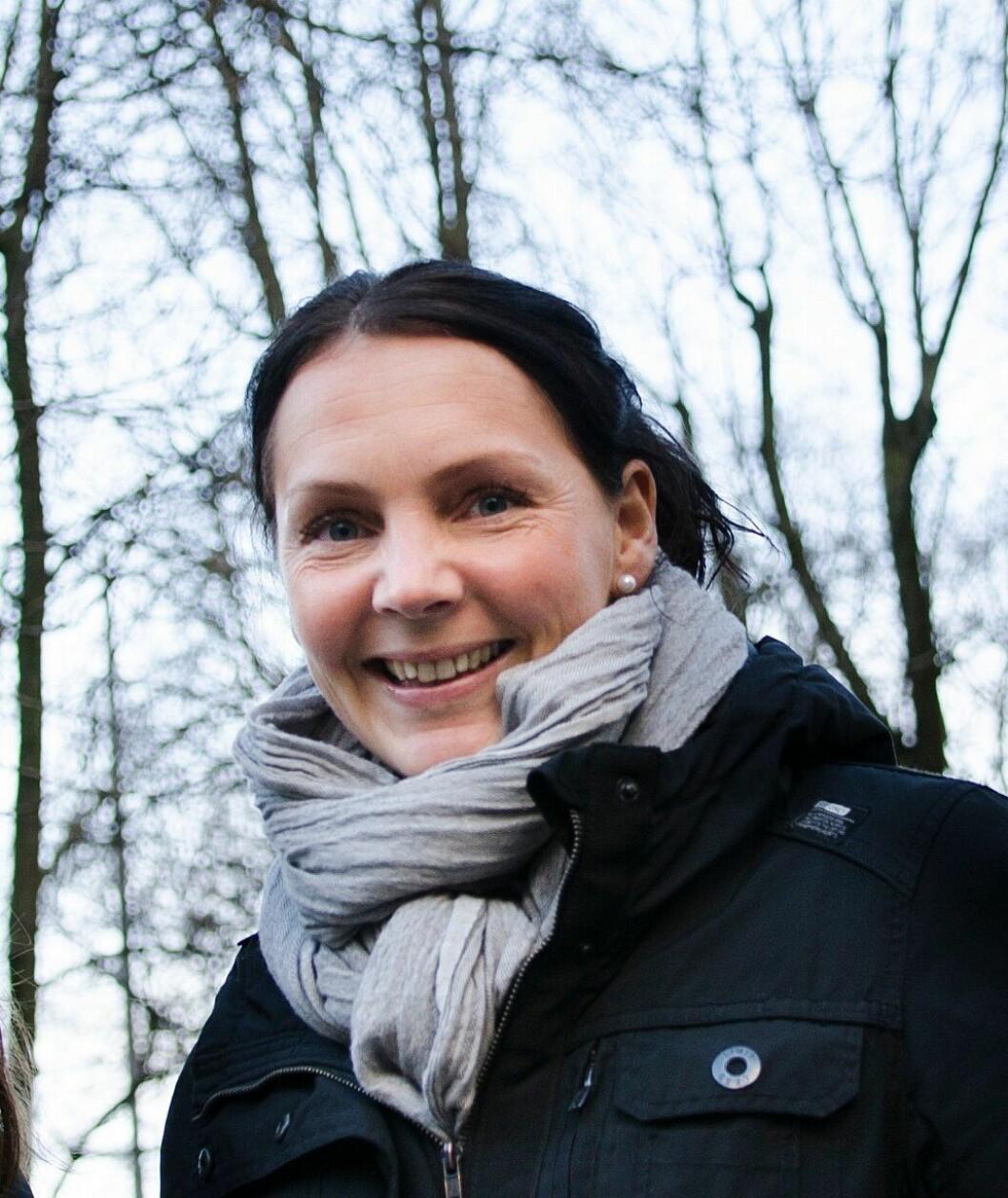 Kristin Akerholt i Oslo politiforening.