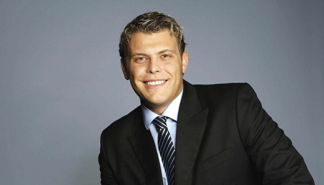 Jøran Kallmyr (Frp) er ny justisminister.