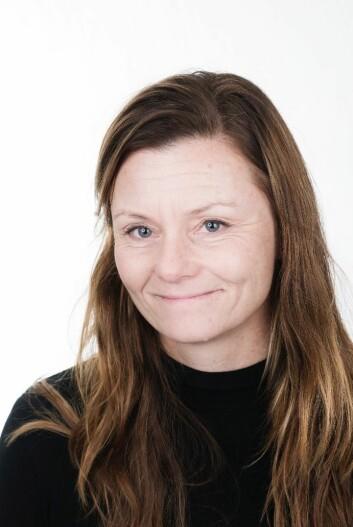 Astrid Røren, nestleder i PF Sør-Øst.