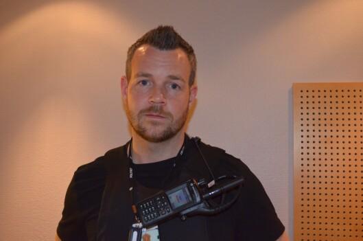 Politibetjent Kent Skibstad