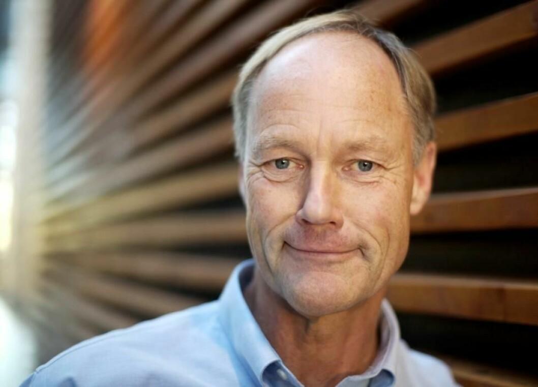 Petter Gottschalk, økokrimforsker, professor ved institutt for ledelse og organisasjon, Handelshøyskolen BI.