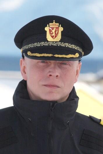Visepolitimester Trond Eirik Nilsen, Finnmark politidistrikt.
