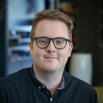 Magnus Weggesrud, fylkesleder Buskerud Senterungdom.