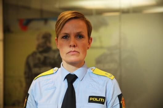 Elisabeth Rise,seksjonssjef i beredskapsavdelingen i Politidirektoratet.