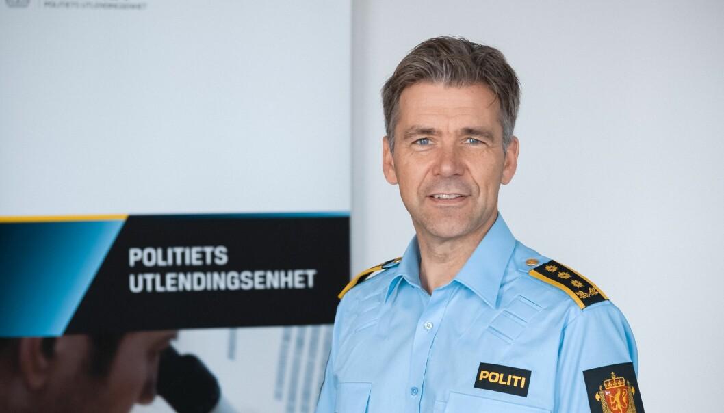 Morten Hojem Ervik, tidligere sjef for Politiets Utlendingsenhet, er død.