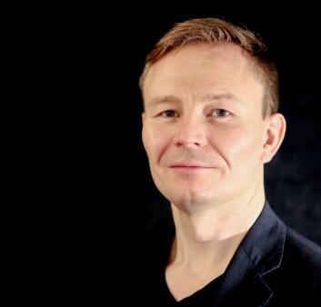 Thomas Kvalnes, politifaglig etterforskningsleder.