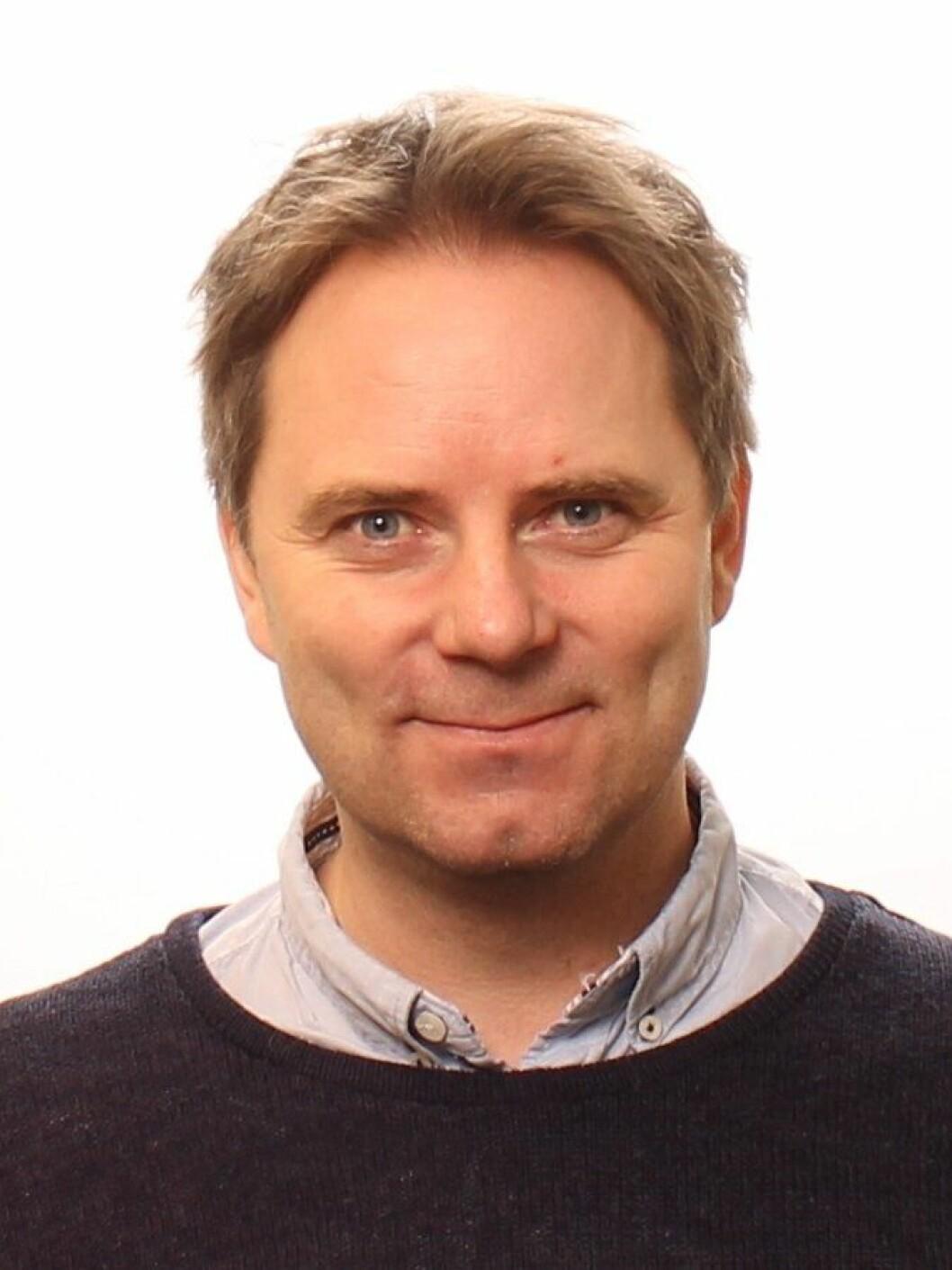 Per Håkon Sand, høgskolelektor og doktorgradsstipendiat Politihøgskolen.