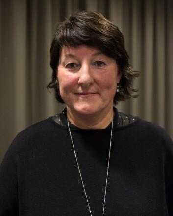 Tone Elisabeth Vangen, politimester i Nordland politidistrikt.